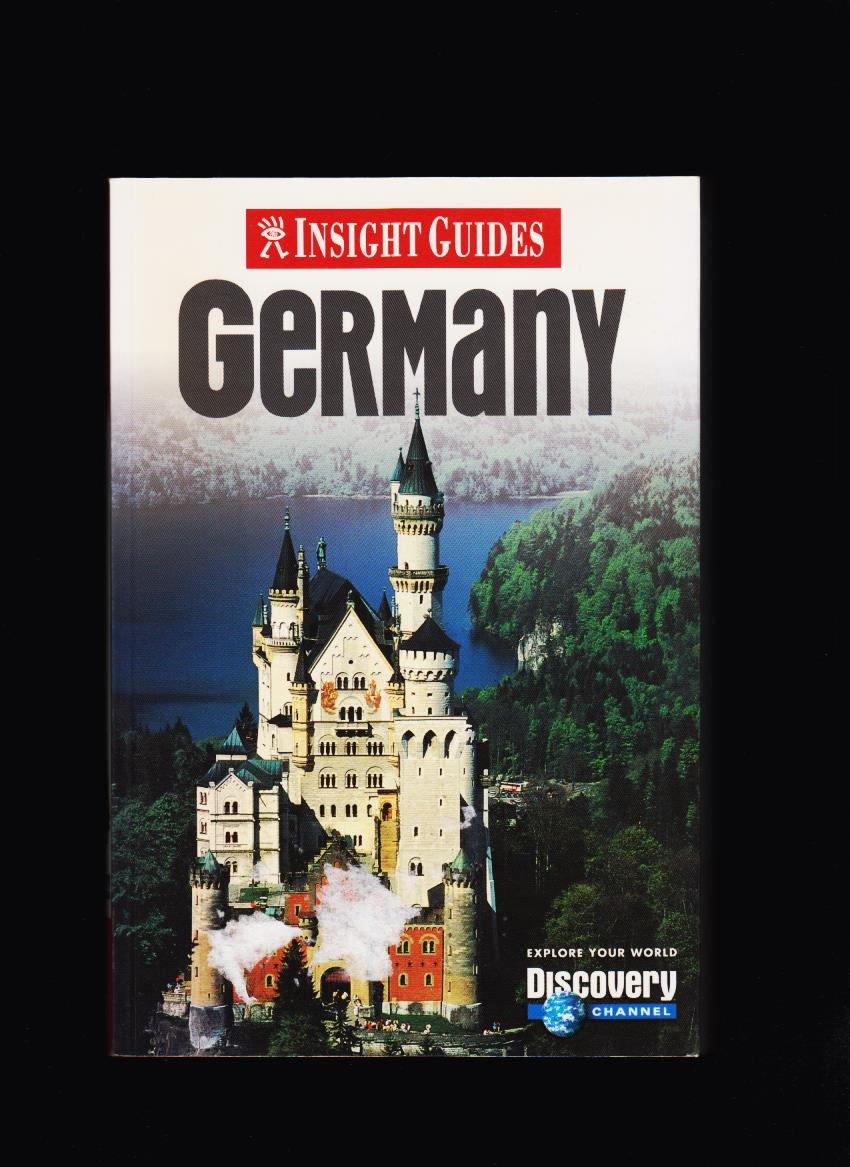 Tony Halliday (ed.): Insight Guide. Germany