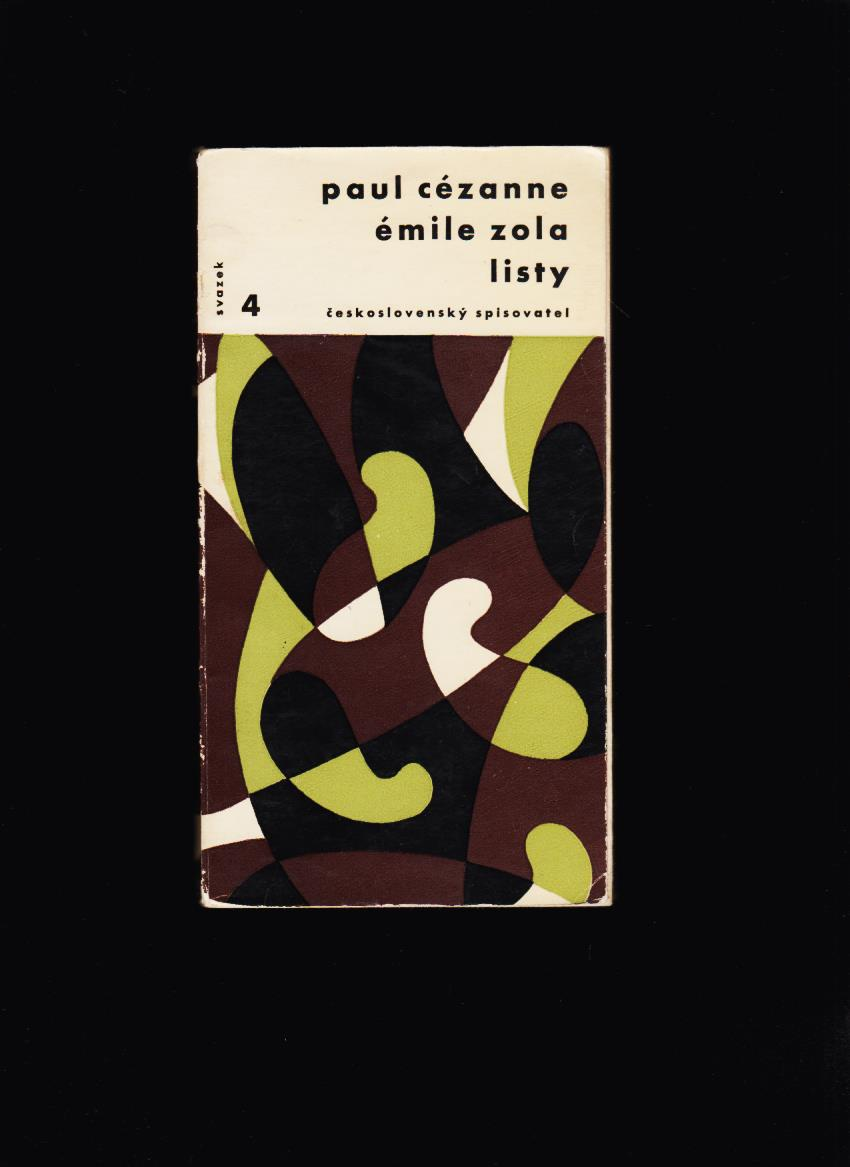 Jan Binder (ed.): Paul Cézanne, Émile Zola. Listy