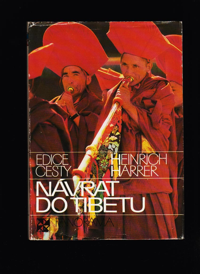 Heinrich Harrer: Návrat do Tibetu