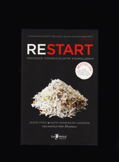 Jason Fried a David Heinemeier Hansson: Restart