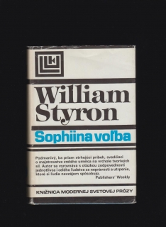 William Styron: Sophiina voľba