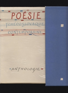 Charles Moisse /ed/: Poésie tchécoslovaque contemporaine.  Anthologie