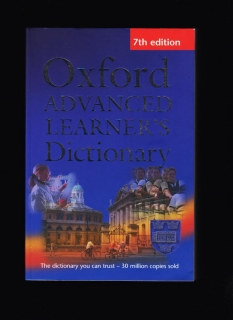 Kolektív: Oxford advanced learner's Dictionary