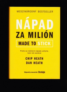Chip Heath, Dan Heath: Nápad za milión