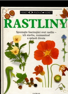 David Burnie: Rastliny
